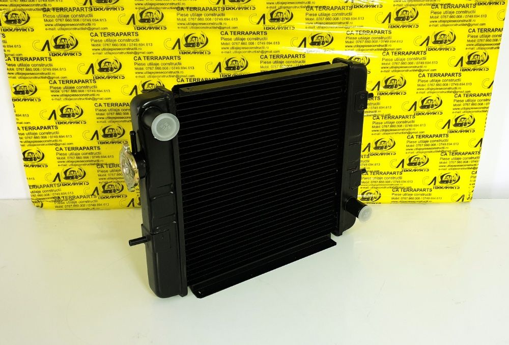 Radiator apa JCB miniexcavator 8014,8016,8018,8020 1,5t Vaslui - imagine 1