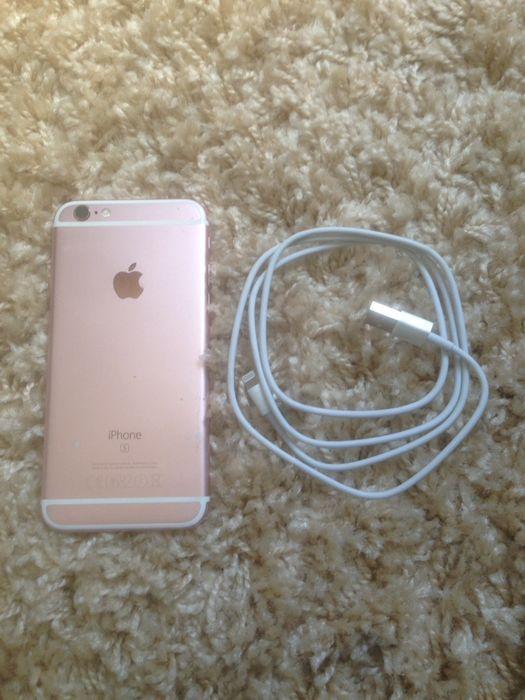 IPhone 6s gold rose 16g em boas condições.