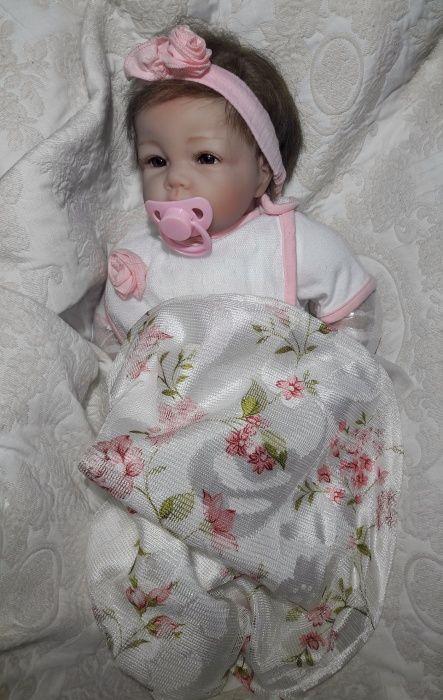 Кукла Реборн новорожденная