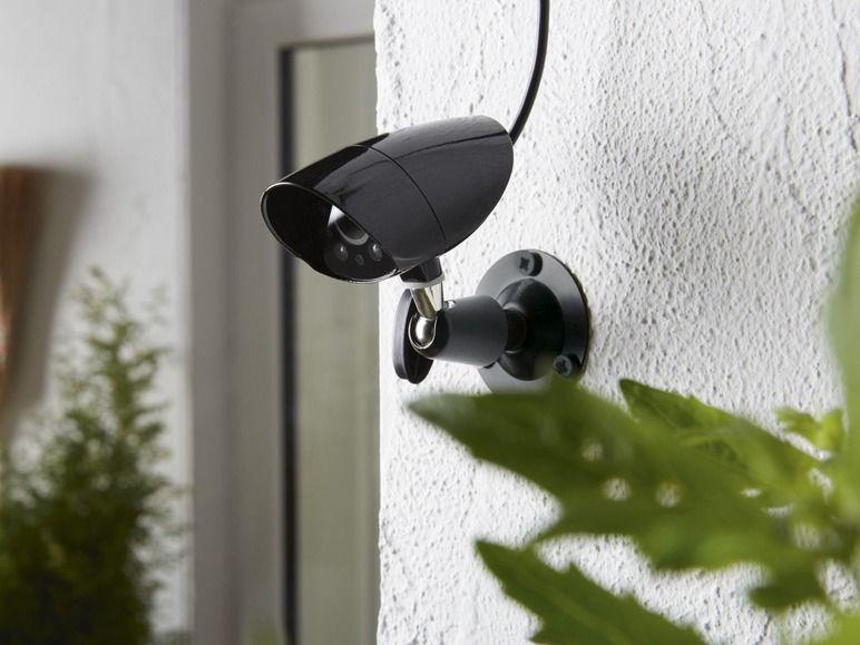 Camera de supraveghere color cu inflarosu si microfon , noua sigilata