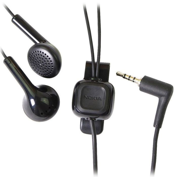 Оригинални Хендсфри за Нокиа Nokia Hands Free (HandsFree) Stereo Heads