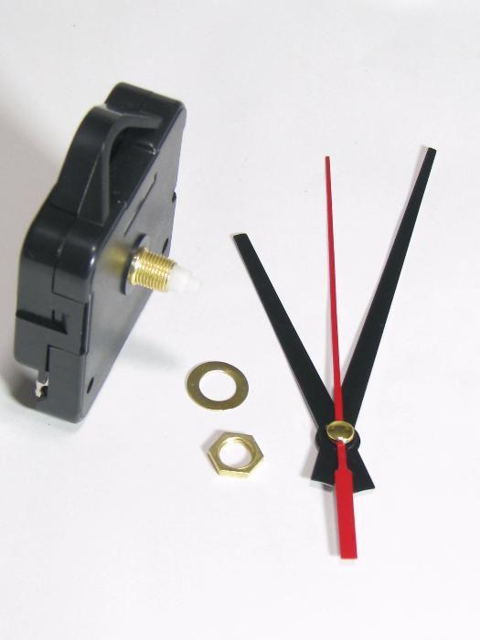 Mecanisme ceas perete ,Ax 8 mm mers pas cu pas