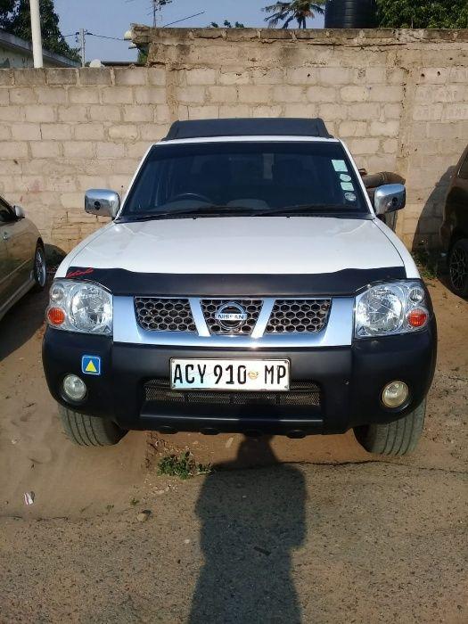 Nissan Hardbody NP300 ACY