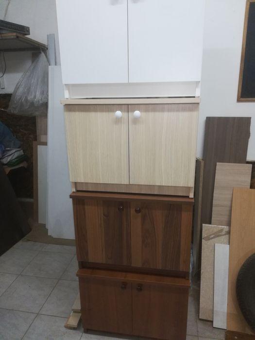 Шкаф за печка тип Раховец