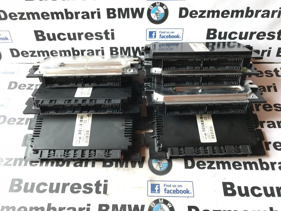 Calculator modul lumini BMW E90,E87,X1,Z4 XE PL2 FRM2 61359204526