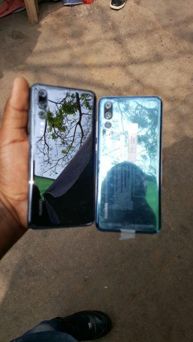 Huawei p20 pro 2cartoes ha bom preço