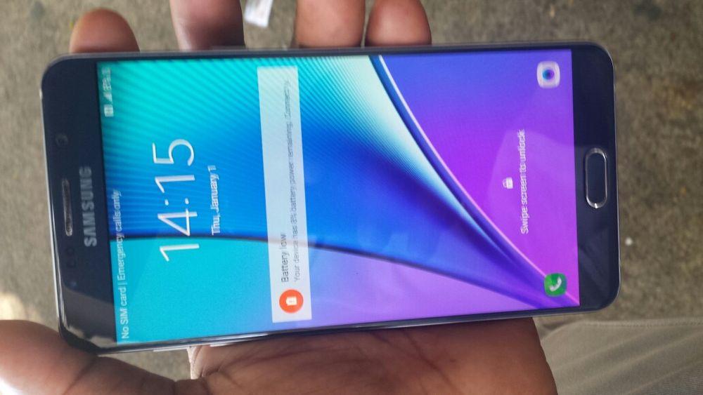 Galaxy Note 5 novo fora da caixa 32 gb Alto-Maé - imagem 1