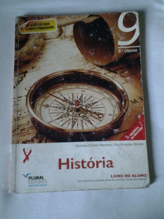 Livro de História da 9ª Classe