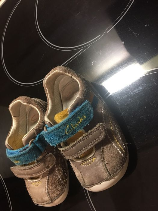 Бебешки обувки Clarks 3F гр. София - image 1