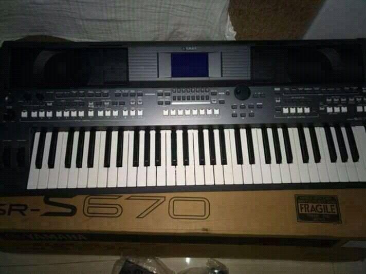 Piano disponível