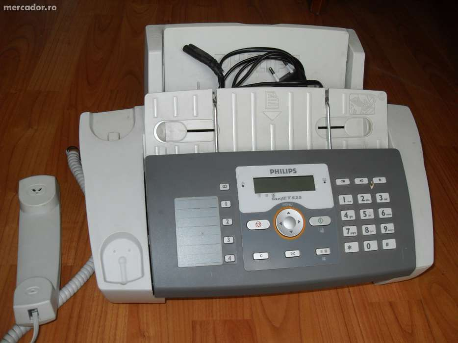 Fax PHILIPS faxJet 525