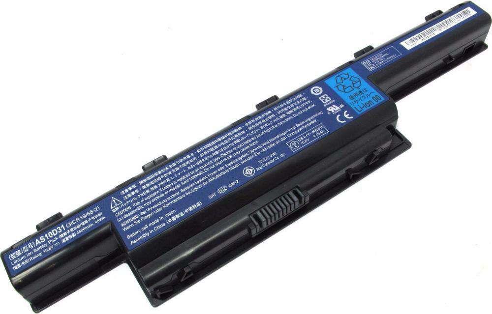 Аккумуляторная батарея для ноутбуков