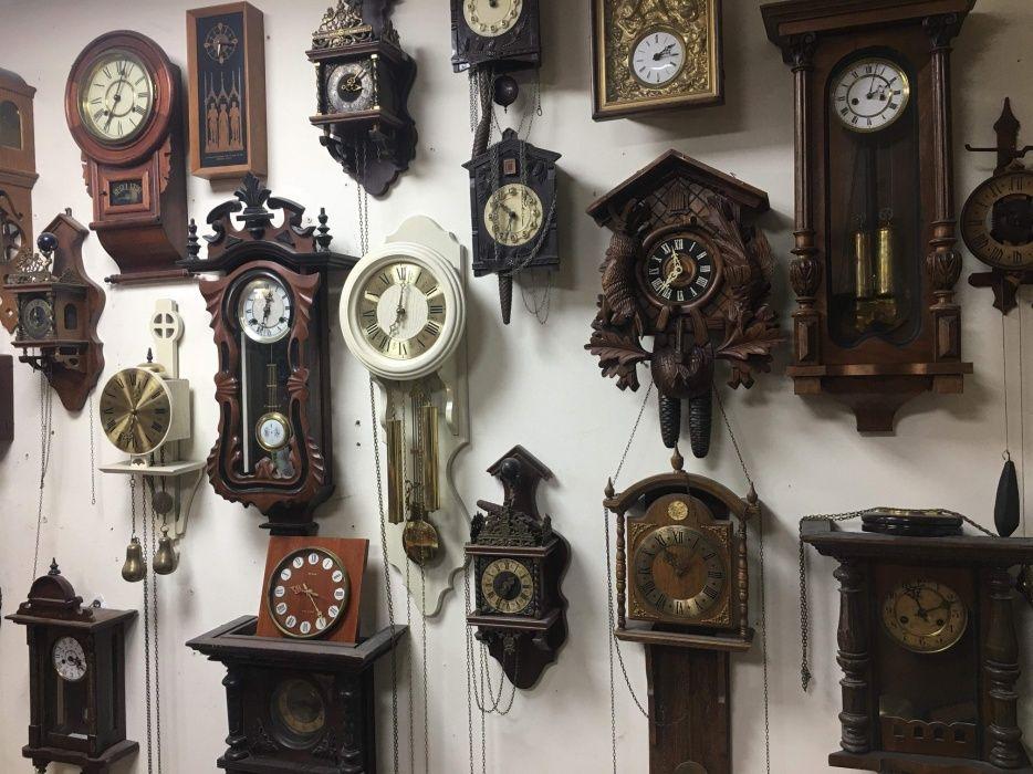 Ремонт и реставрация на всички видове часовници