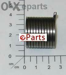 Съединителна пружина за електрическа резачка