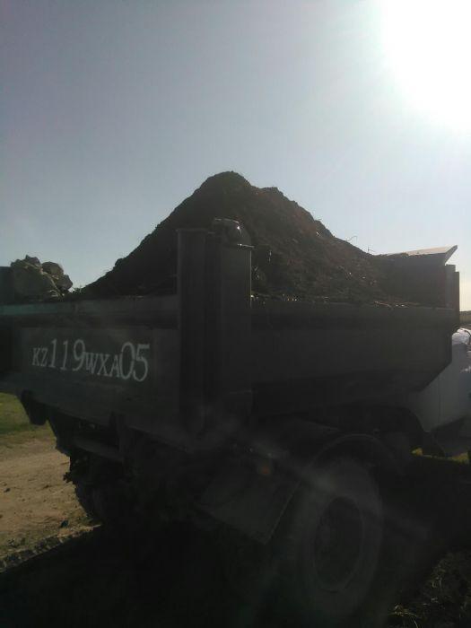 Чернозем навоз перегной компост сыпучие грузы