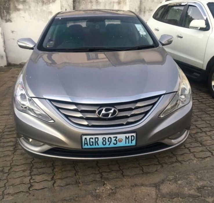 Vendo Hyunday Sonata