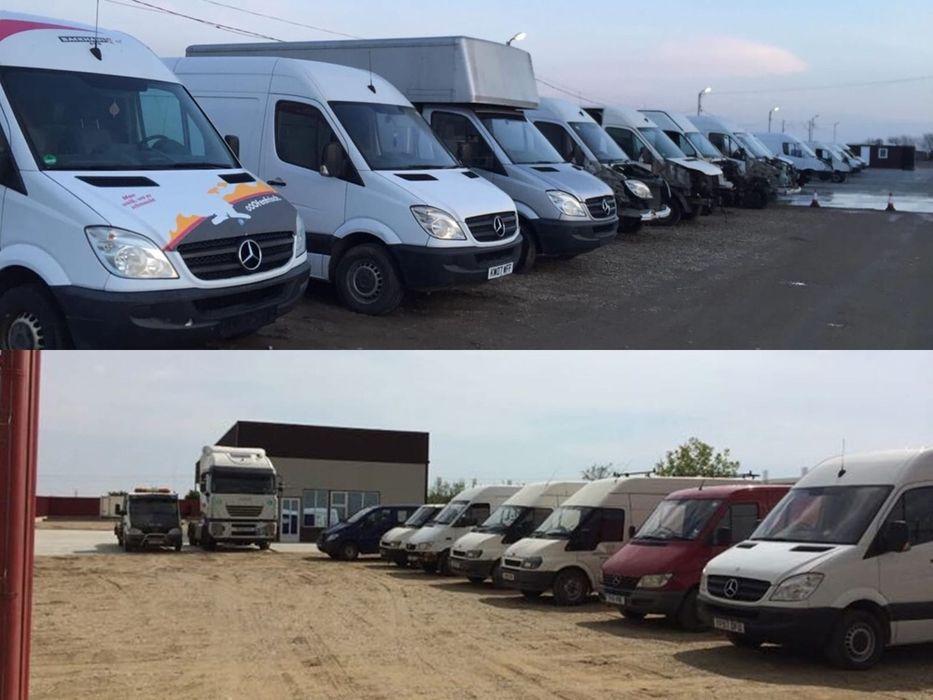 Dezmembrez Mercedes Sprinter/Vw Lt/Crafter/Ford Transit
