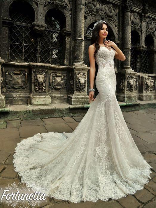 rochie mireasa model ''sirena'' marca Giulietta Bridal