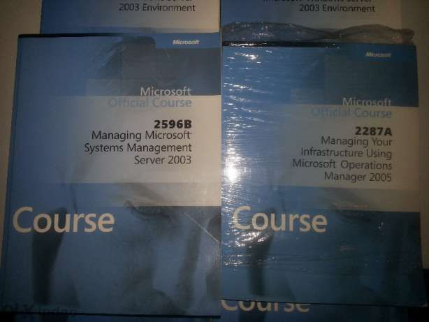 Книга Microsoft Official Course (moc) 2596b: SMS 2003