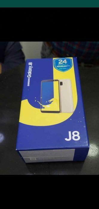 Samsung J8 selados promoção