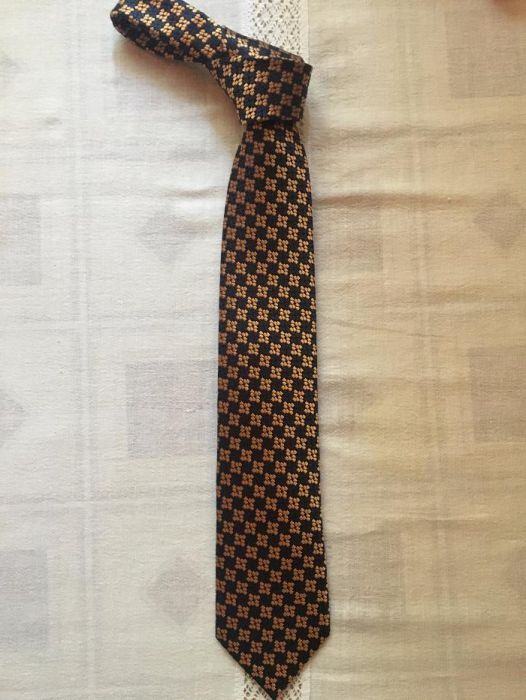 cravate barbati Ermenegildo Zegna, matase 100% calitate superioară