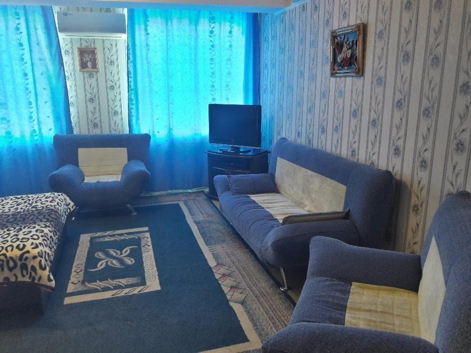 Уютная и идеально чистая квартира!!! Новый Каратал- Сити+