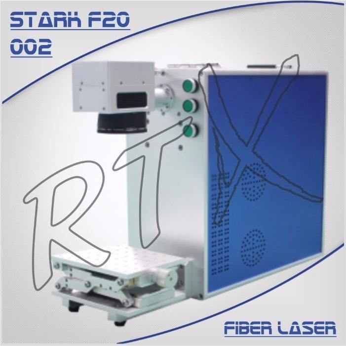 Gravator Laser pe metal Fiber 20W