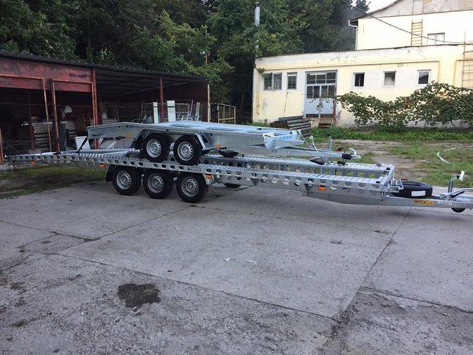 Inchirieri remorci si platforme auto Timisoara