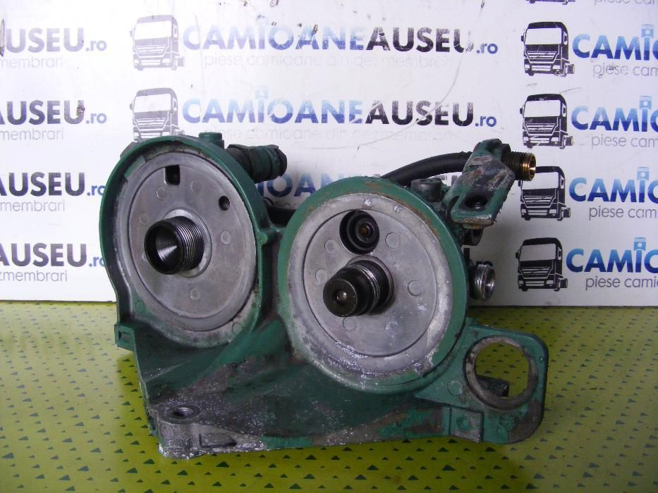 Baterie carcasa filtru combustibil motorina piese dezmembrari Volvo FH