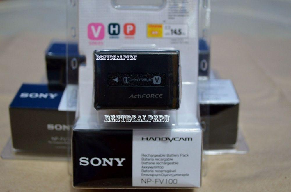 Bateria para câmera digital Sony model NP-FV100