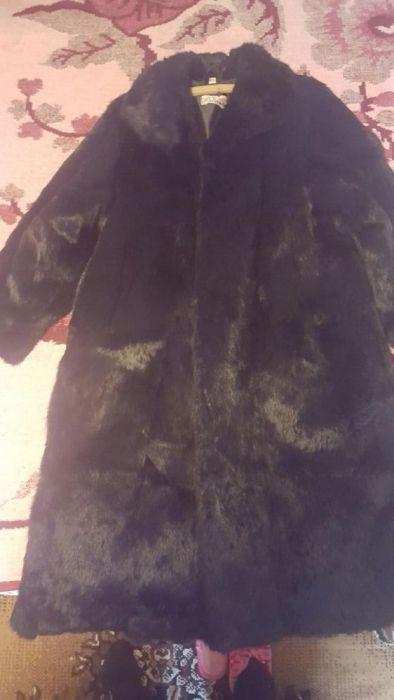 Vând/schimb haina blană