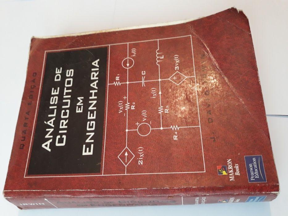 Análise de Circuitos em Engenharia - Irwin,J. David