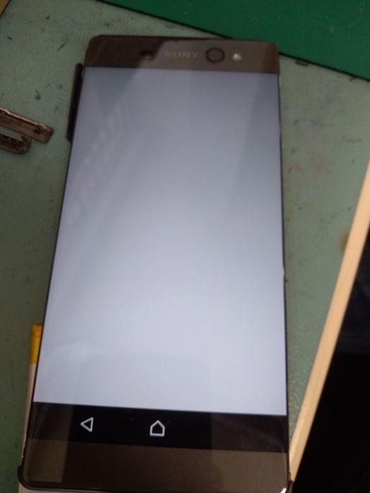 Оригинален дисплей с тъч скрийн за Sony Xperia XA Ultra - качество B