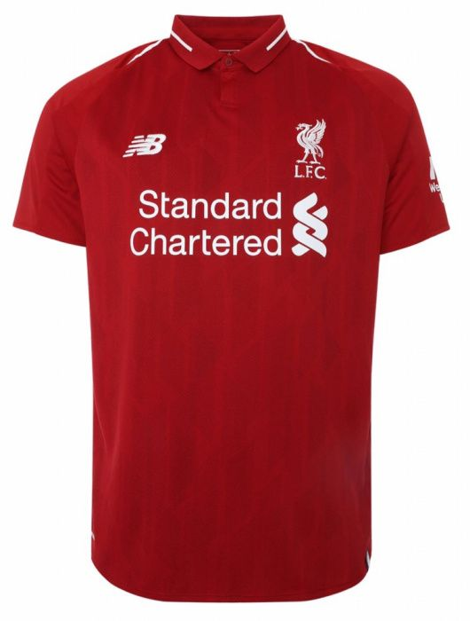 Kit 18/19 Liverpool