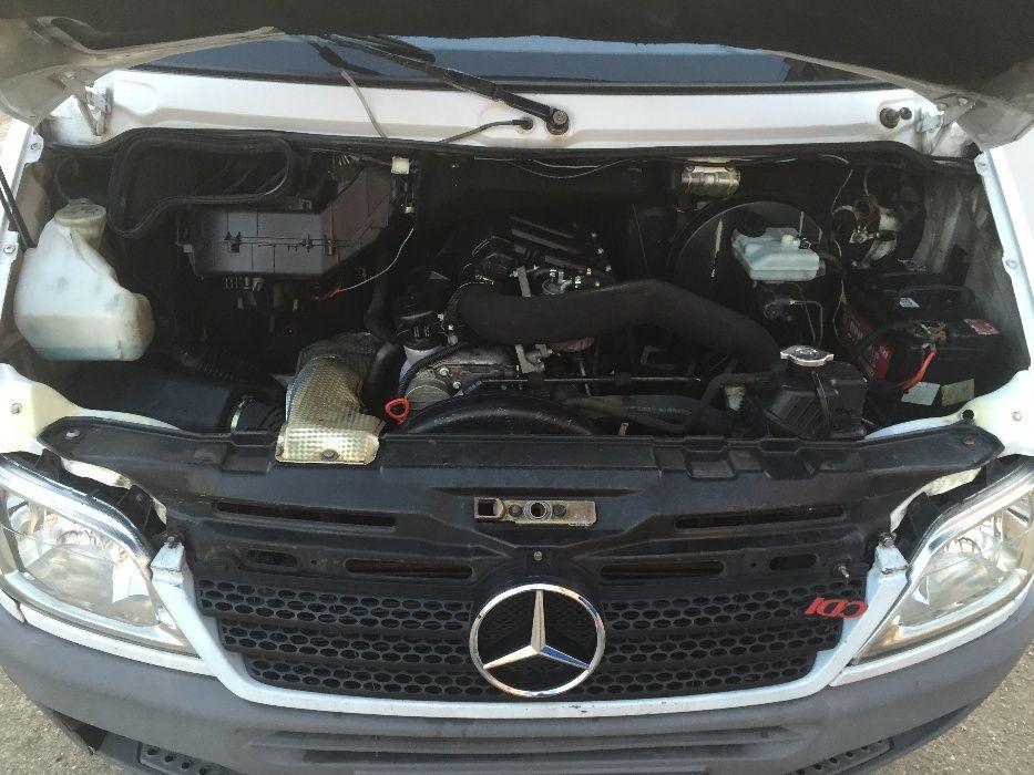 MOTOR 2.2 CDI 2148 cmc Mercedes SPRINTER 208,211,213,308,311,313 CDI