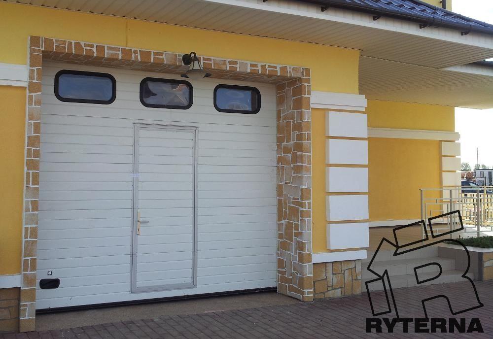 Ворота гаражные автоматические