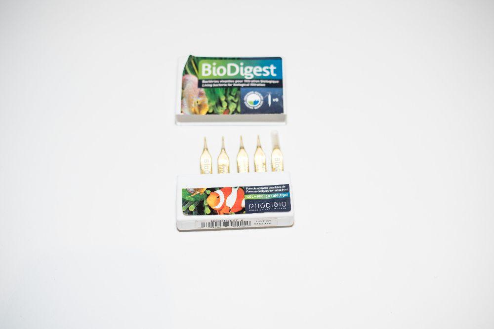Bacterii Prodibio Bio Digest - 5 fiole pentru acvariu Oradea - imagine 2