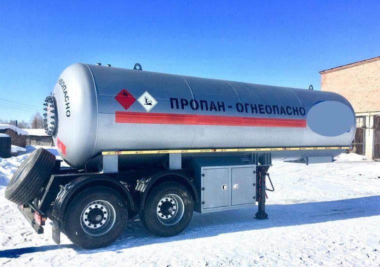 Газовоз 25 куб Атырау - изображение 1