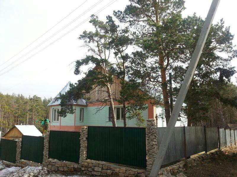 Продам коттедж в Зерендинской курортной зоне либо обмен
