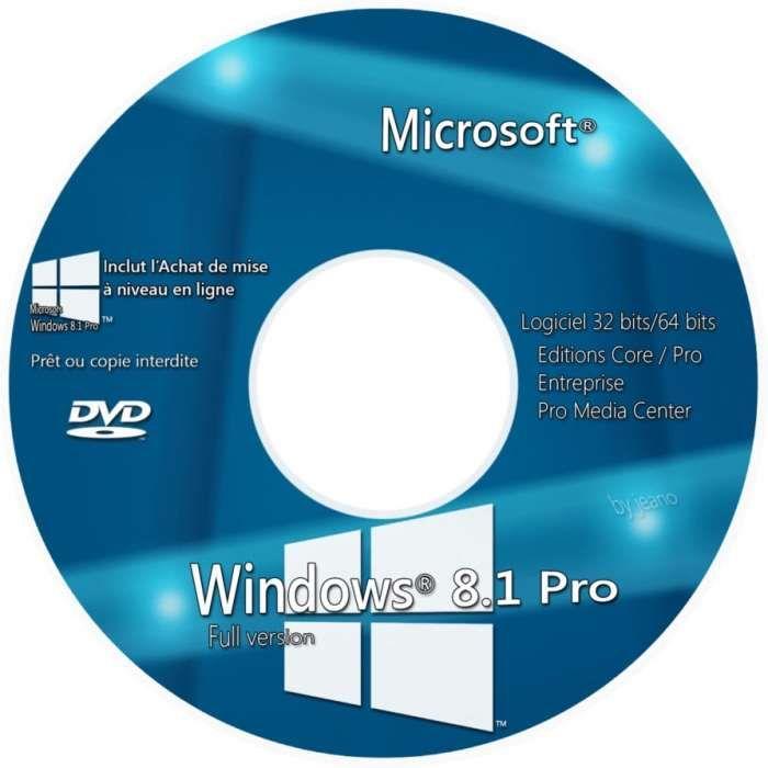 Windows 8.1 Pro + Ativador PERMANENTE
