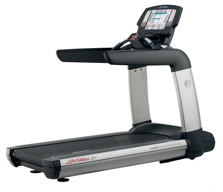 ПРОМО !!! Бягаща пътека Life Fitness 95T Engage