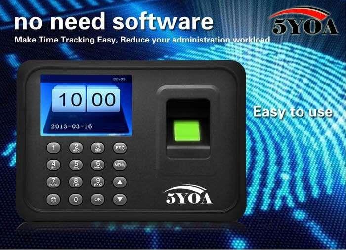 Livro Ponto (Assistente biométrico de Assiduidade) - Promoção