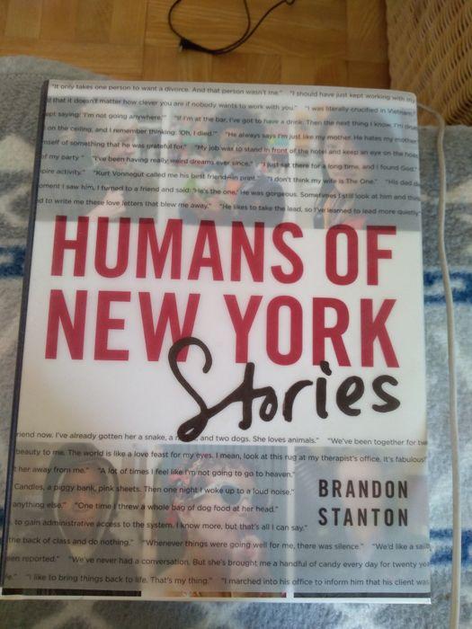Книга Humans of NY