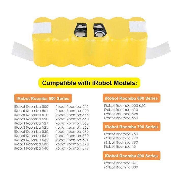 Продавам батерия за прахосмукачките iRobot . гр. Варна - image 2