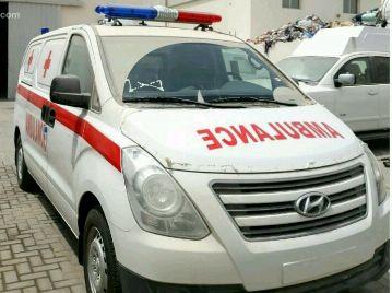 Hyundai Ambulancia