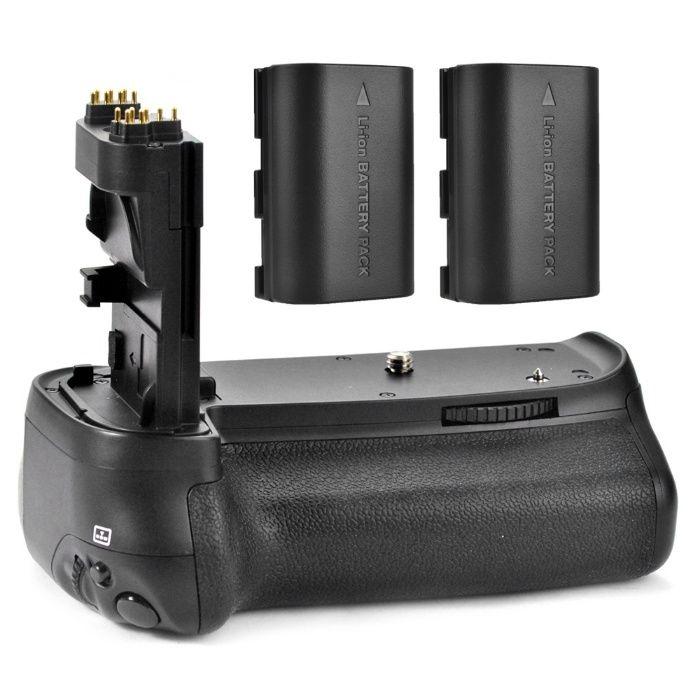 продам grip для Canon с комплектом аккумуляторных батарей