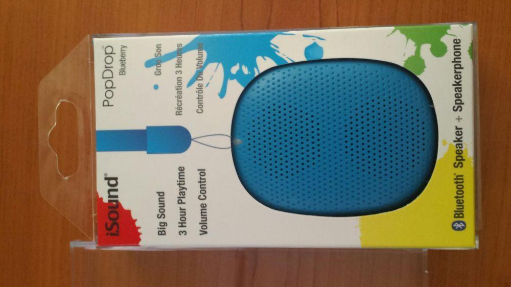 Boxa audio bluetooth PopDrop