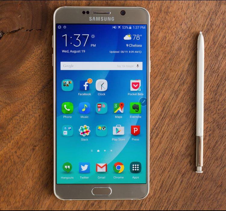 Samsung Note 5 sem Descontos!
