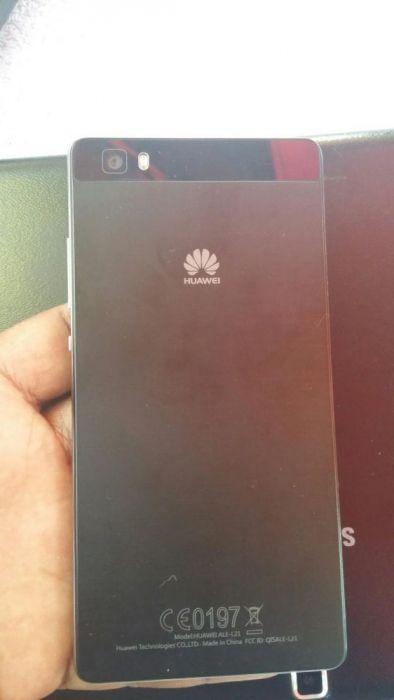Huawei p8laite fora da caixa super cline