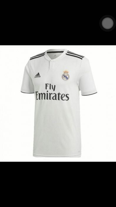 Camiseta do Real Madrid